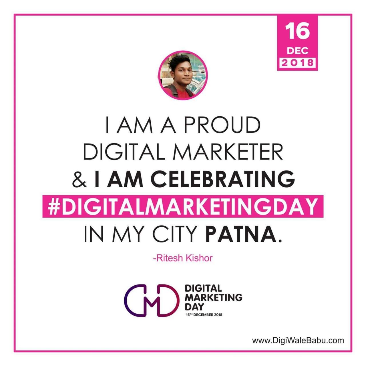 Ritesh #DMDPatna