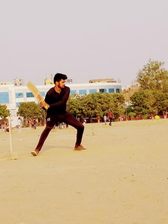 Alok Cricketer