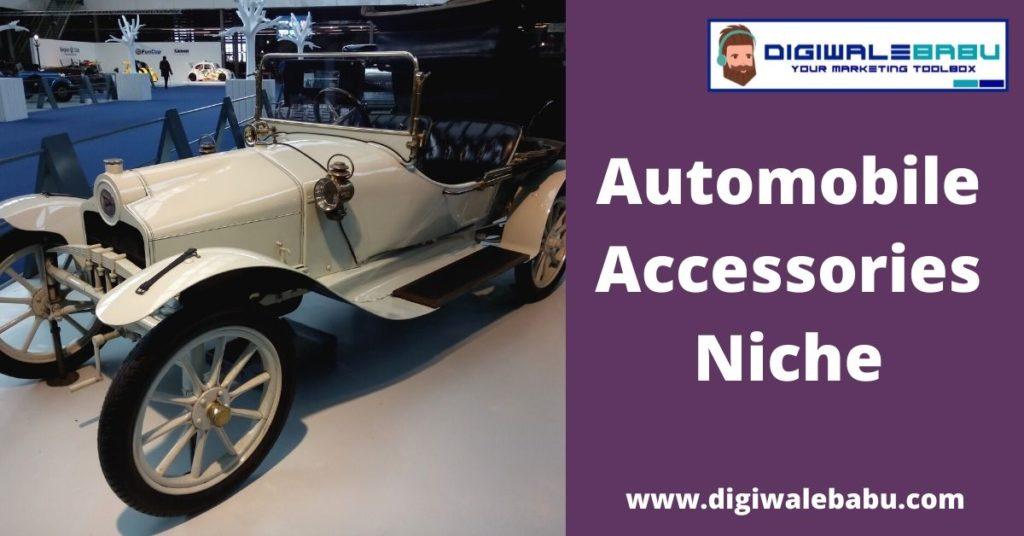 Automobile Niche