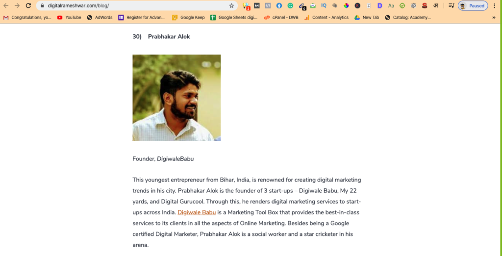 Top-Digital-Marketer-In-India-Prabhakar-Alok