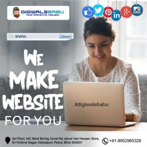 web development in patna bihar