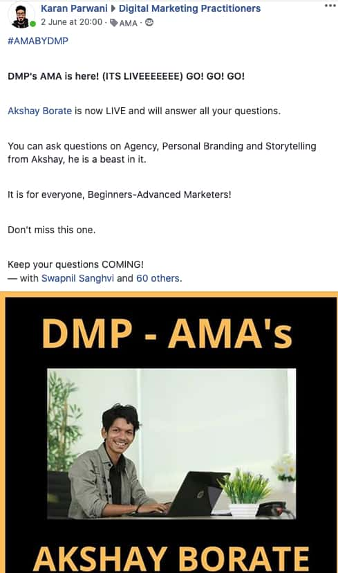 Personal Branding By DMP Group