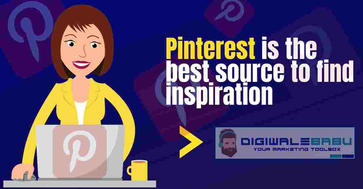 Pinterest is the best source to find inspiration
