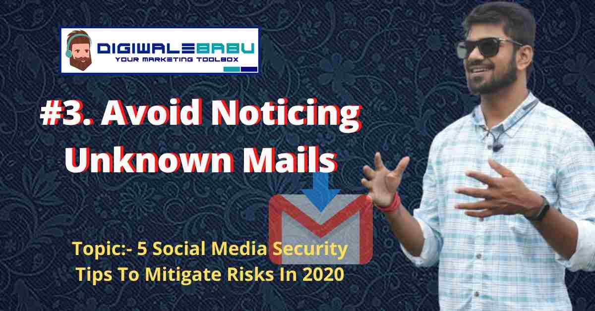 social media security awareness