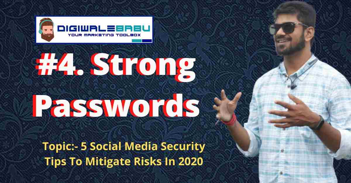 social media security threats