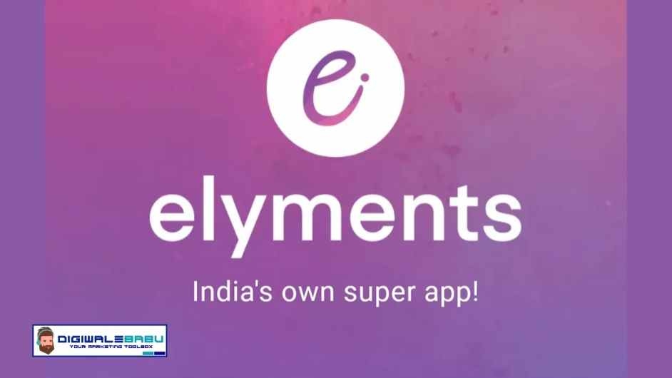 Elyments App – Social Media Simplified