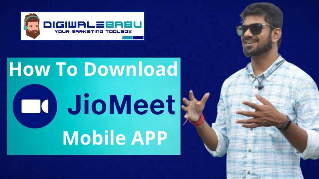 How To Download JioMeet App